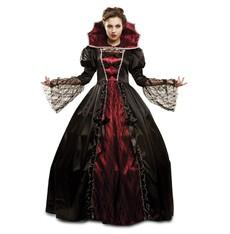 Kostým Vampírka na Halloween
