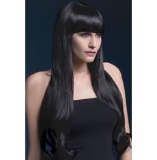 Paruka Bella černá