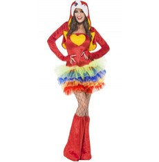 Kostým Sexy papoušek