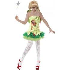 Dámský kostým Zombie víla
