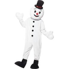 Maskot Sněhulák - vánoční kostýmy