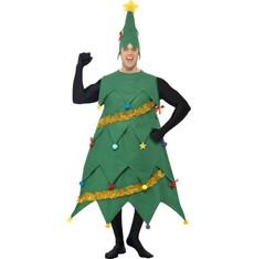 Kostým Vánoční stromeček deluxe