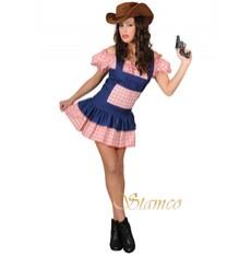 Western kostým Sexy salónní dívka