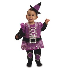 Dětský kostým pro miminko Čarodějnice
