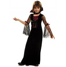 Dětský kostým Sladká Lady Vamp