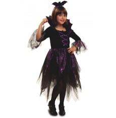 Dětský kostým netopýří čarodějnice
