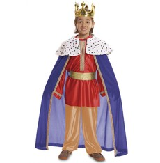 Dětský kostým Král červený