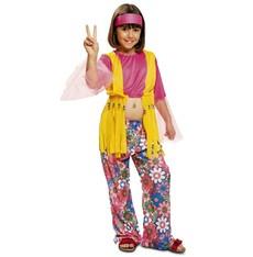 Dětský kostým Hippiesačka