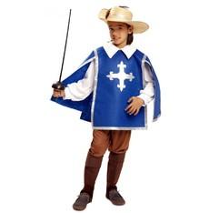 Dětský kostým Mušketýr