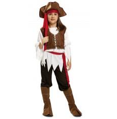 Dětský karnevalový kostým Pirátka