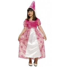 Dětský kostým Princezna-šaty princezny