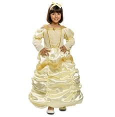Dětský kostým Princezna žlutá