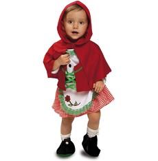 Dětský kostým Červená Karkulka pro miminko