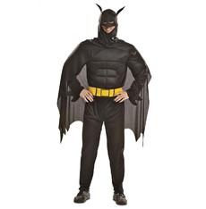 Kostým Svalnatý Black man - Batman
