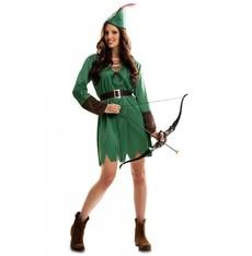 dámský kostým Robin Hood