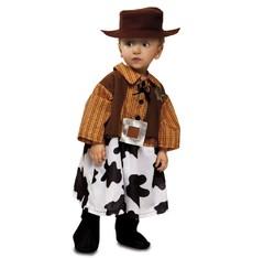 Dětský kostým kovboj miminko
