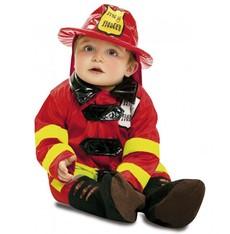 Dětský kostým Hasič pro miminka
