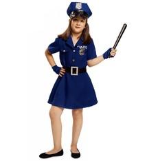 Dětský kostým Policistka - polda