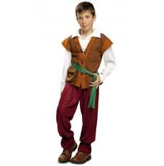 Dětský historický kostým vesničan