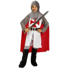 Dětský kostým  rytíř s pláštěm