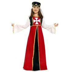 Dětský středověký historický kostým