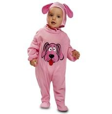 Dětský kostým Růžový pejsek