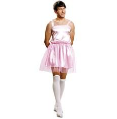 Kostým Baleťák růžový recese