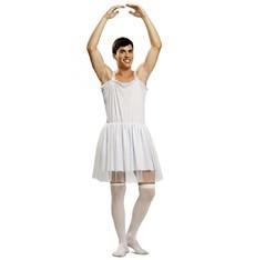 Kostým Baleťák bílý recese