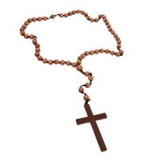 Mnišský kříž s korálky
