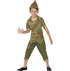 Dětský kostým Robin Hood