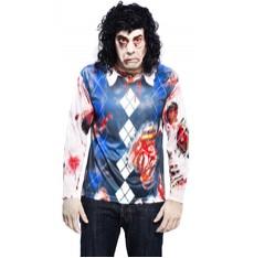 Tričko Zombie boy na halloween