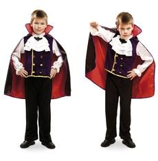 Dětský kostým Král Vamp