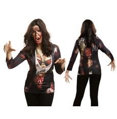 Tričko Zombie girl