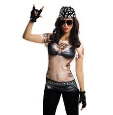Tričko Hell girl