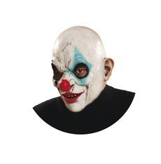 Maska Zombie klaun na Halloween