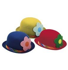 Klobouk Buřinka klaun