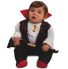 miminkovský kostým na halloweeni Drákula