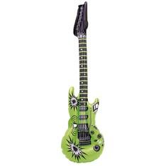 Nafukovací kytara zelená