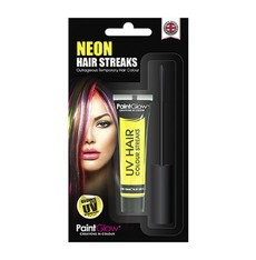 Barva na barevné pruhy vlasů UV - vyber barvu