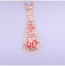 Kravata Nečumte 40