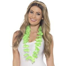 Havajský věnec zelený