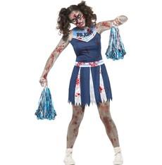 Dámský kostým Zombie cheerleader