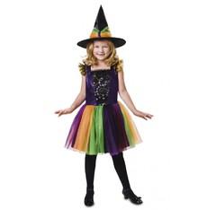 kostým  malá čarodějnice