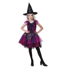 Dětský maškarní kostým Čarodějnice