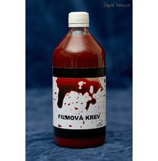 Profesionální filmařská krev 250 ml