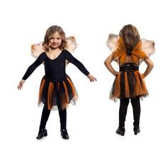Dětská sada Oranžový motýlek