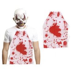 Krvavá zástěra na halloween