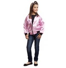 Dětský kostým Pink lady žaket