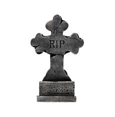 Kříž R.I.P.