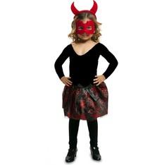 Dětská sada - maska Čertice